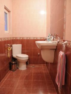 Each from this 3 rooms have WC and bath