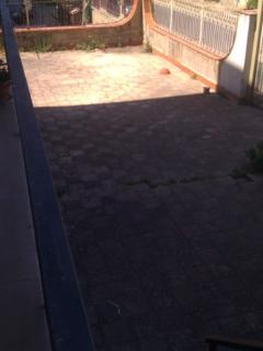 parte della veranda esterna
