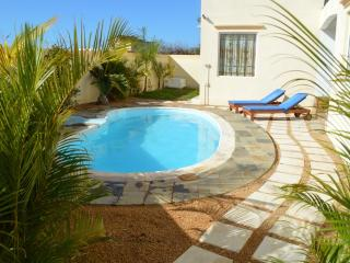 Villa Bel Air,  200 m from beach with private pool