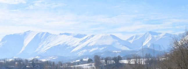 The Stunning Sibillini Mountains