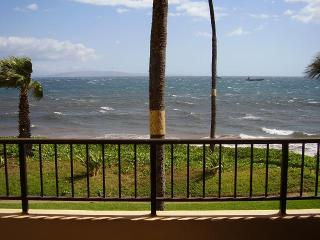 Sugar Beach Resort 1 Bedroom Ocean Front 221, Kihei