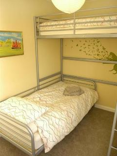 Another view of the bunk room
