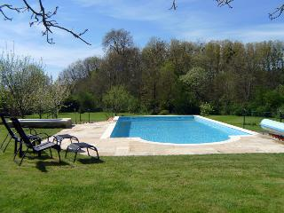 Relaxing by the Pool at La Maison en Pierre