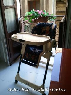 High chair available for free