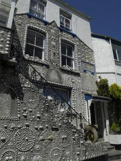 Polperro is a quirky fishing village