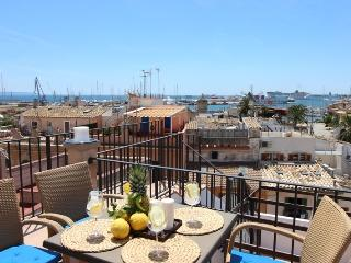 APARTMENT WITH VIEWS OVER THE HARBOUR. R. 00027, Playa de Palma