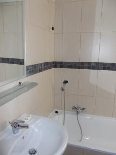 Brand new bathroom March 2011
