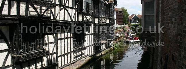 Ducking Stall, Kings Bridge, Canterbury