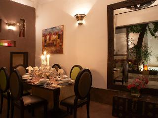 Dîner aux chandelles - Cuisine marocaine ou internationale