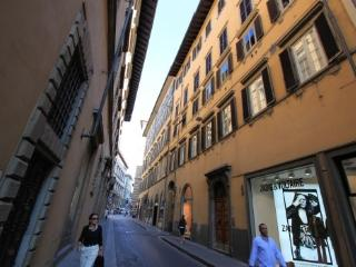 Tornabuoni - Central Florence