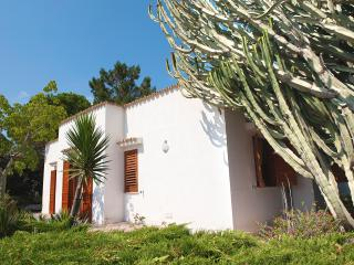 External part of Villa