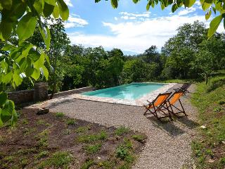 Chic rural retreat in central Istria with homemade breakfast and pool