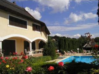 Apartment in Villa Rosita, Revfulop, Balatonfured