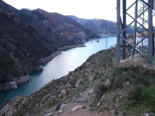 SKI FLAT SPAIN SIERRA NEVADA SPAIN