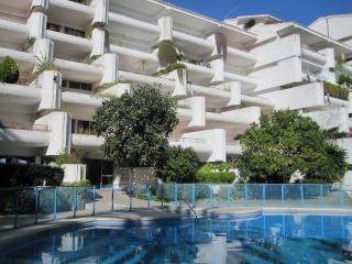 Beach side apartment Marbella