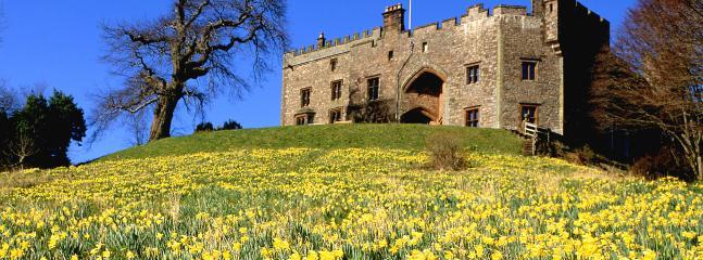 Muncaster Castle nearby