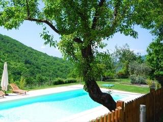 18th centruy Tuscan farmhouse with swimming pool,