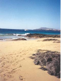 Playa Blanc Beach