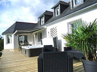 Villa**** Spa- Golf Privé - Piano - Canal+..., Crozon