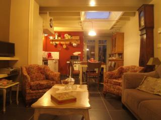 the cosy sittingroom to relax after a great day out