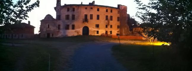 Casa padronale di Vettignè, versione ristrutturata dai Savoia
