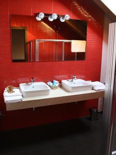 Baño habitación Canela