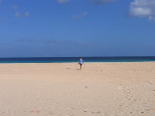 sand dunes of Corralejo