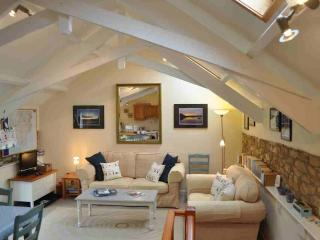 Swallow Barn has a wonderfully light and airy open plan living area