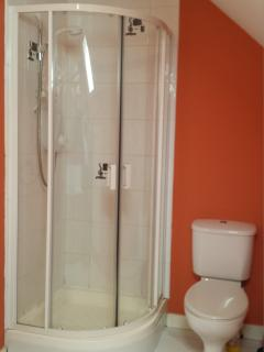 Bathrooms with High Powered Showers