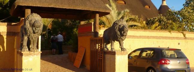 Desert Spring Golf Club Restaurant
