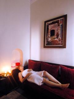 Salle de massages et soins esthétiques