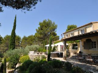 Le Mas Toscan, Les Baux de Provence