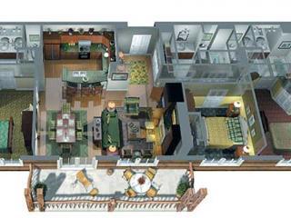 Ritz Carlton Club Aspen 3 Bedroom