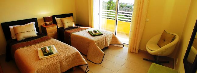 Twin beds can become a second double and with direct access to balcony