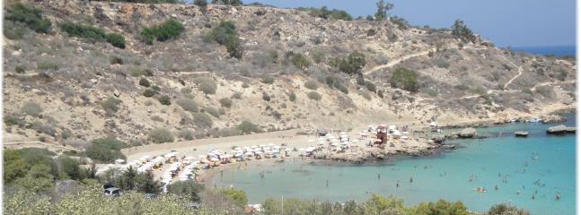 View of around Protaras / Ayia Napa area