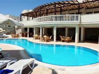 MAGNOLIA  in wonderful Flamingo Resort, Bodrum, is a super popular 2 bed home