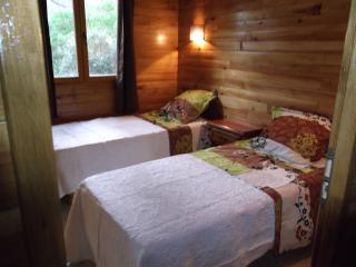 chambre  avec 2 lits de 90