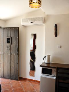 Andalusian door