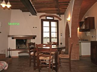 casa in Guardistallo (Pisa)