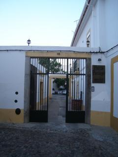 Entrada Principal da Residencial