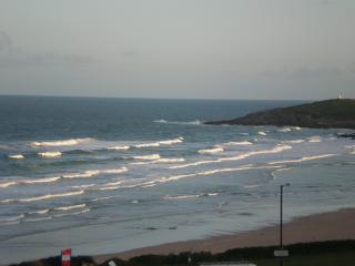 Luxury Ocean Spray sea views., Newquay