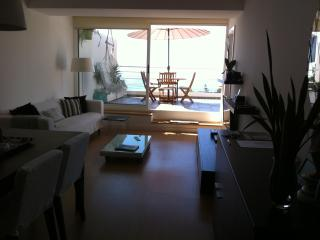Calm 2 Bedroom apartment overlooking the sea