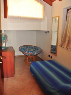 Single Bedroom - Villa Central Varenna