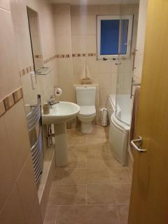 Bathroom- completed in December 2012