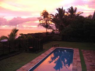 Hale Mar Hawaii: oceanfront luxury home w/pool