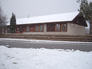 Lorien in the snow