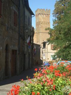 street in Proceno