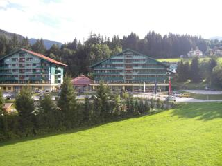 View of Alpine Club Schladming