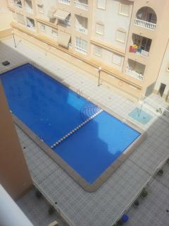 Inner outdoor pool