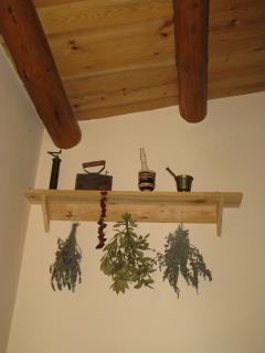 kitchen - herbs